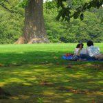 公園のカップル (481x360)